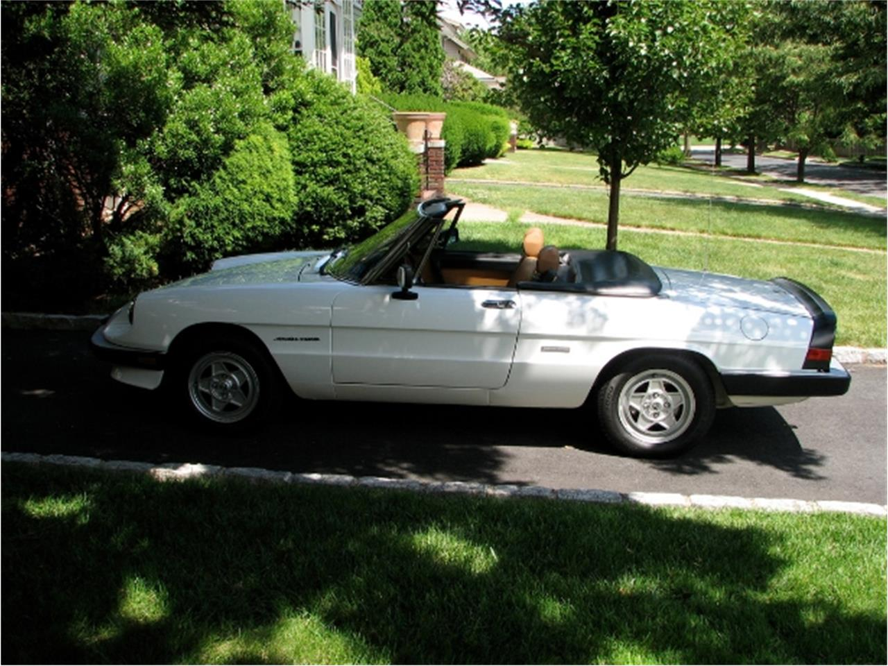 Large Picture of '90 Alfa Romeo 2000 Spider Veloce Auction Vehicle - PEUS