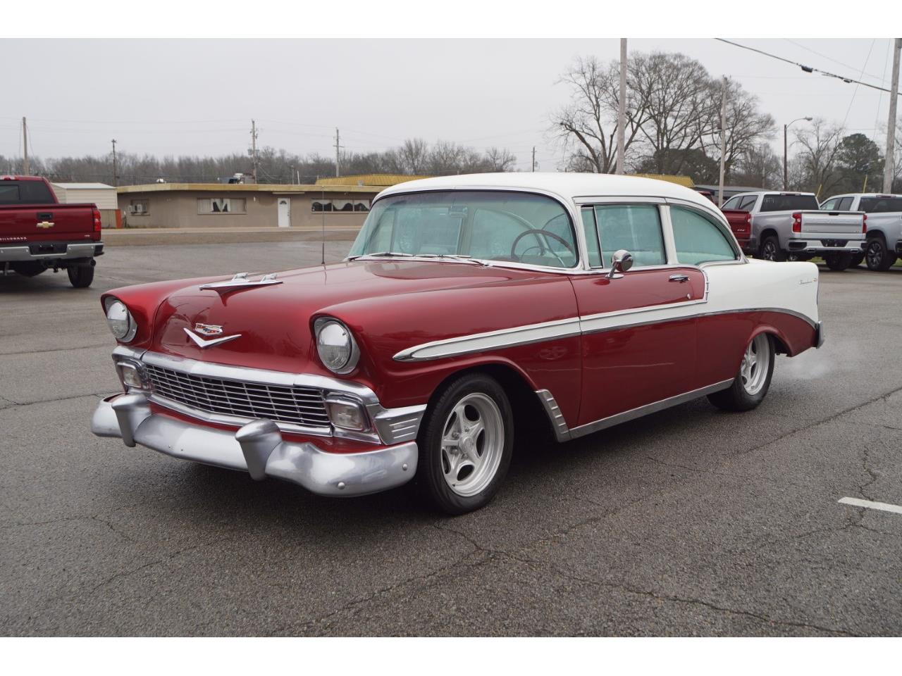 For Sale 1956 Chevrolet Bel Air In Amory Mississippi