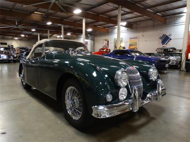 Picture of Classic 1960 XK150 located in Costa Mesa California - $189,900.00 Offered by  - PEVY