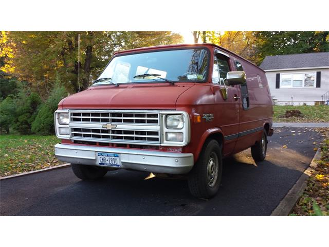 Picture of 1988 Chevrolet G20 located in New York - PEVZ