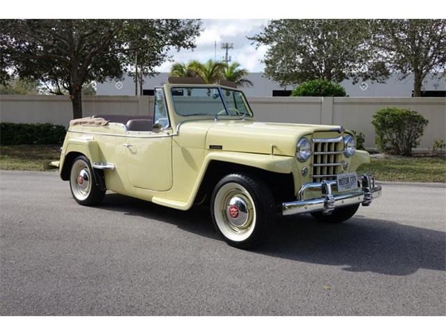 Picture of '50 Jeepster - PAJD