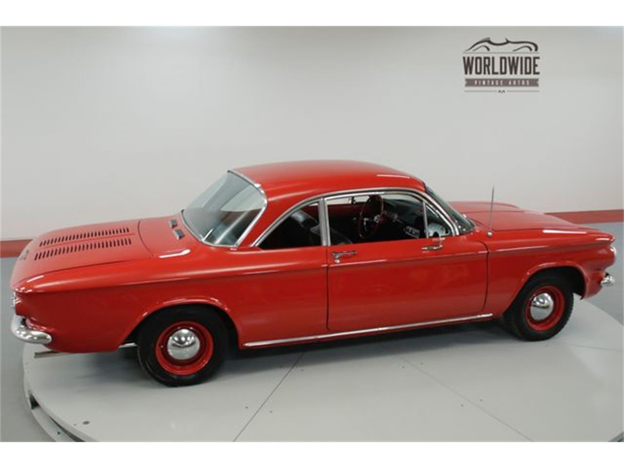 Large Picture of Classic '63 Chevrolet Corvair located in Denver  Colorado - PEW5
