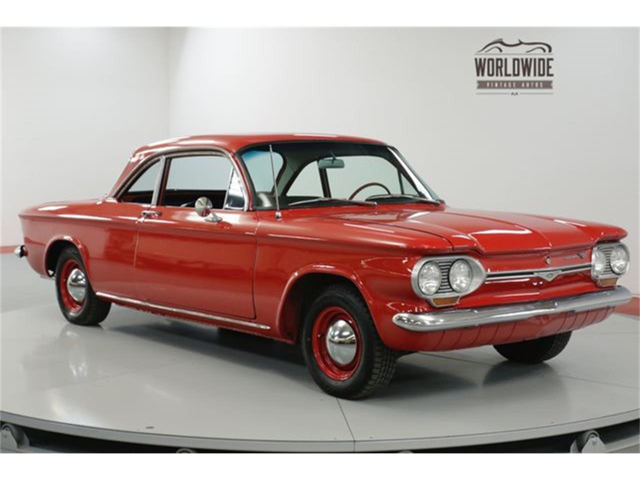Large Picture of Classic '63 Chevrolet Corvair located in Denver  Colorado - $13,900.00 - PEW5