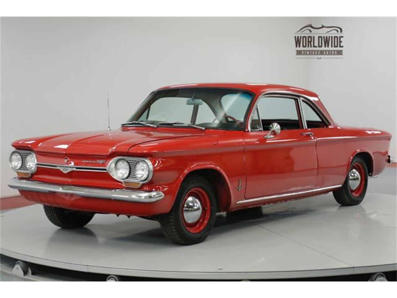 Large Picture of 1963 Chevrolet Corvair located in Colorado Offered by Worldwide Vintage Autos - PEW5