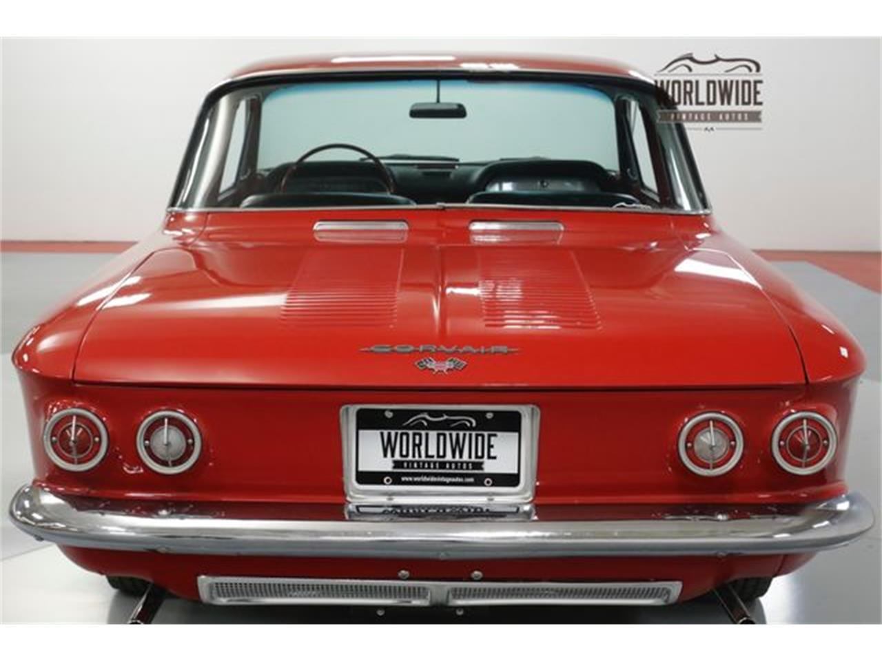 Large Picture of Classic 1963 Corvair located in Denver  Colorado - $13,900.00 - PEW5