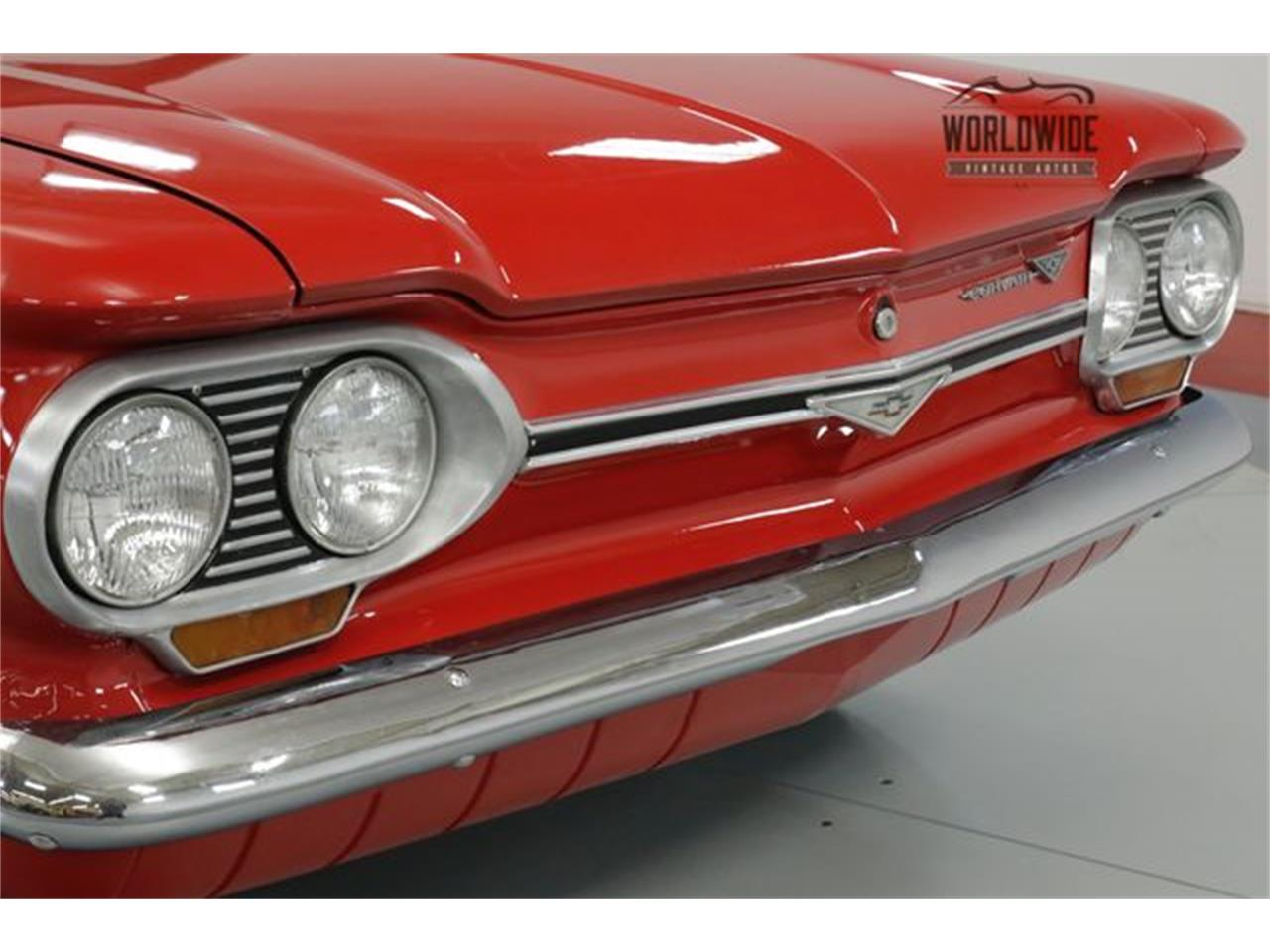 Large Picture of Classic '63 Chevrolet Corvair located in Denver  Colorado Offered by Worldwide Vintage Autos - PEW5