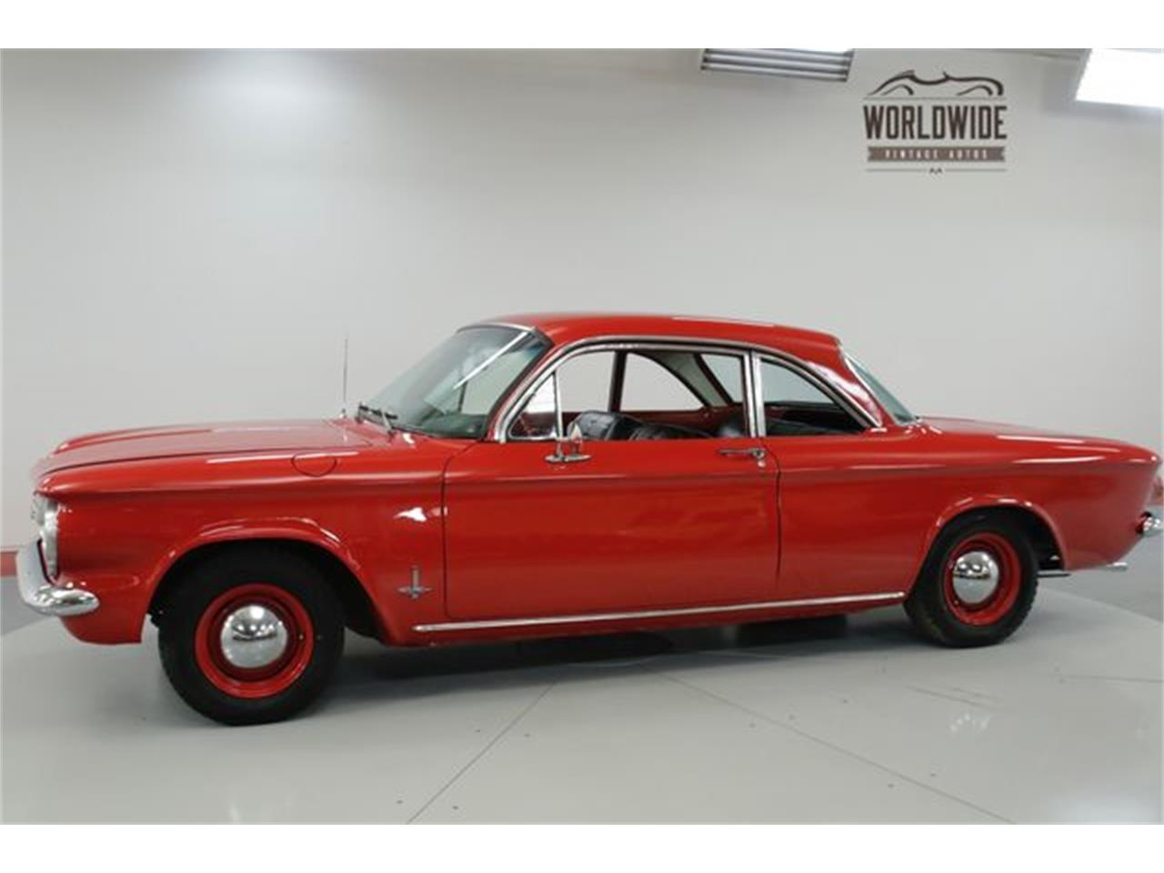 Large Picture of '63 Chevrolet Corvair located in Colorado - $13,900.00 Offered by Worldwide Vintage Autos - PEW5