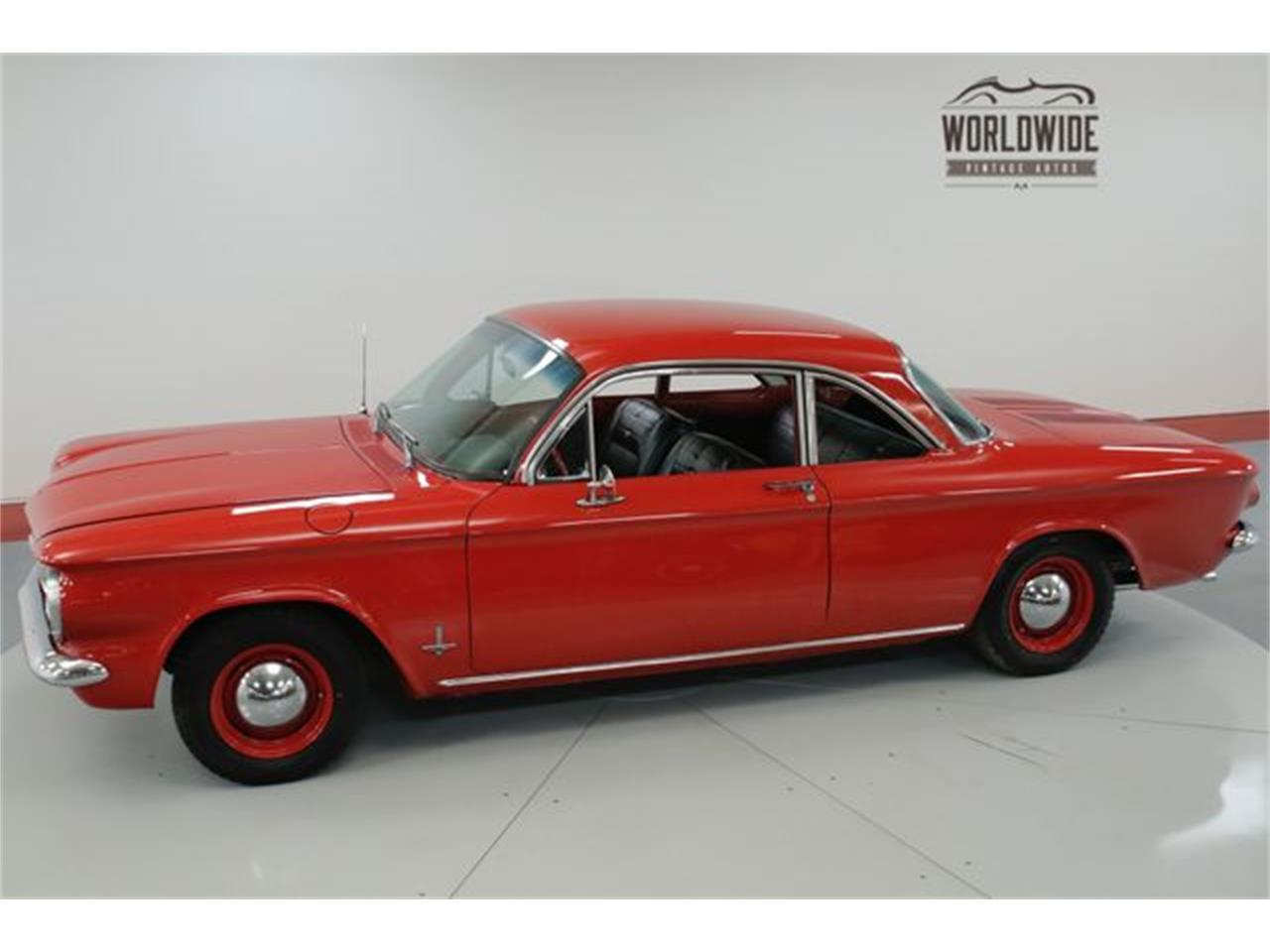 Large Picture of Classic '63 Chevrolet Corvair Offered by Worldwide Vintage Autos - PEW5