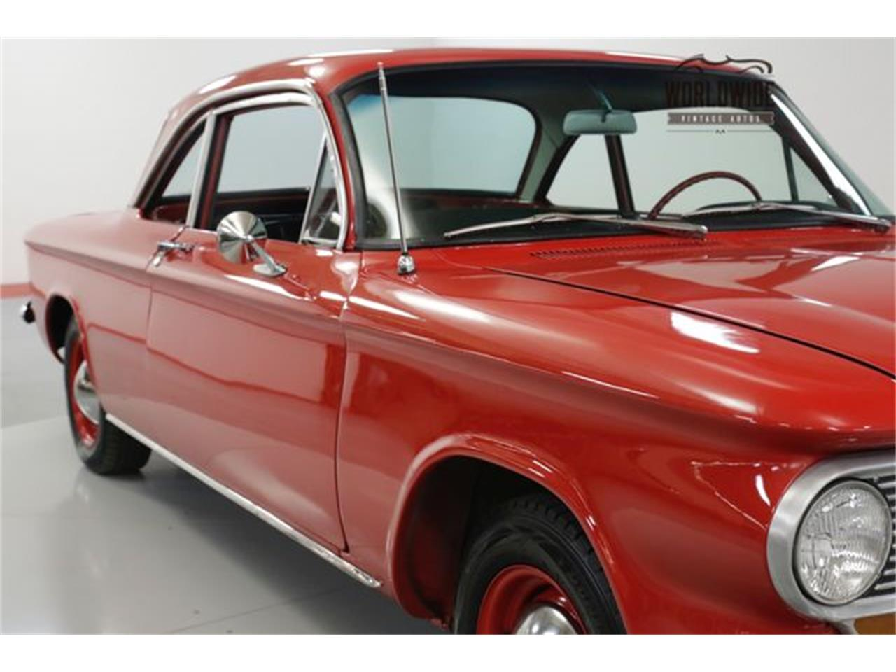 Large Picture of 1963 Chevrolet Corvair - $13,900.00 Offered by Worldwide Vintage Autos - PEW5