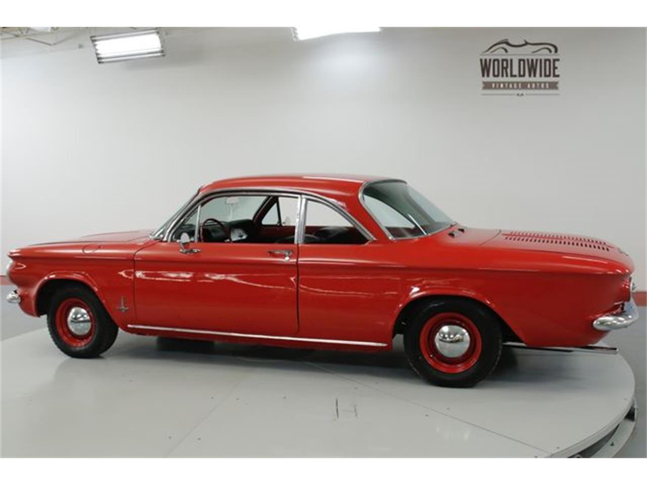 Large Picture of Classic '63 Chevrolet Corvair located in Colorado - PEW5