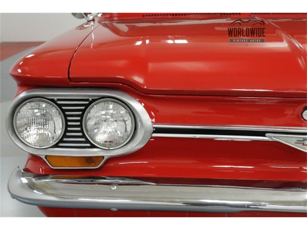 Large Picture of 1963 Chevrolet Corvair located in Denver  Colorado - $13,900.00 - PEW5