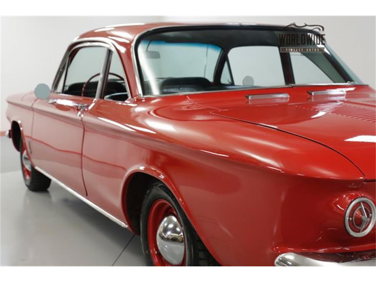 Large Picture of Classic 1963 Chevrolet Corvair located in Denver  Colorado Offered by Worldwide Vintage Autos - PEW5