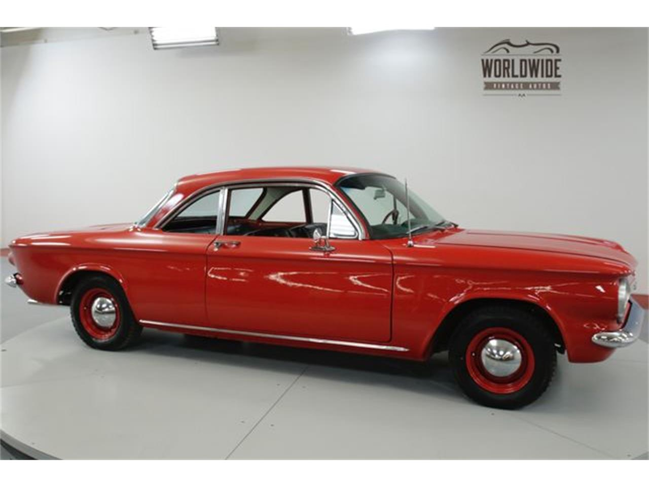Large Picture of '63 Corvair Offered by Worldwide Vintage Autos - PEW5