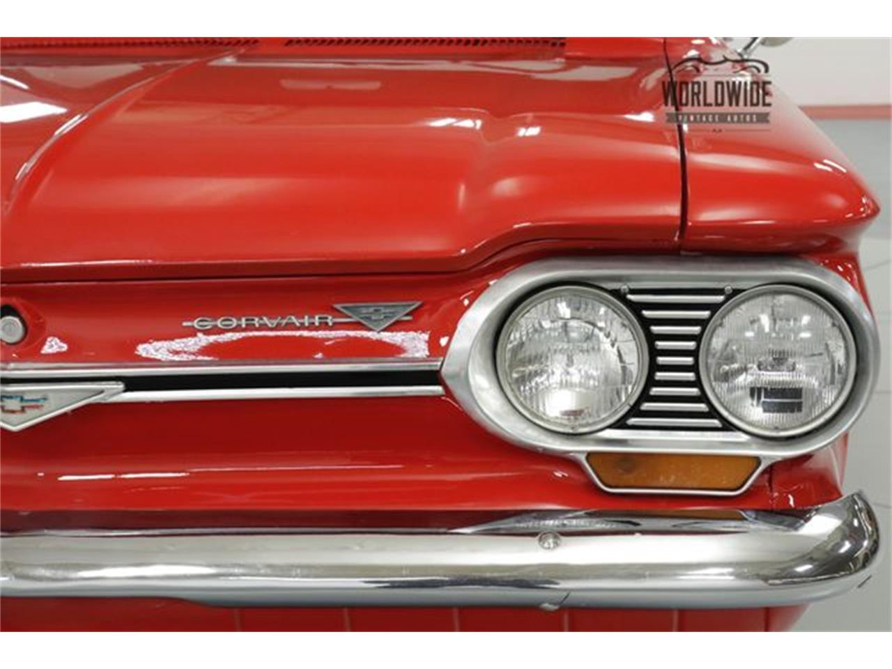 Large Picture of 1963 Chevrolet Corvair - PEW5