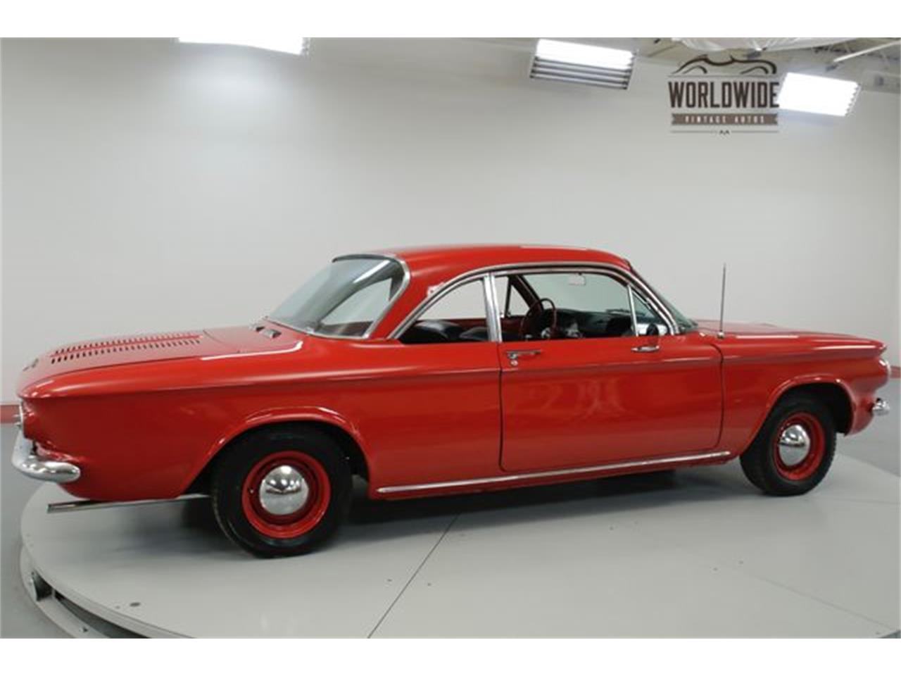 Large Picture of Classic 1963 Chevrolet Corvair - $13,900.00 Offered by Worldwide Vintage Autos - PEW5