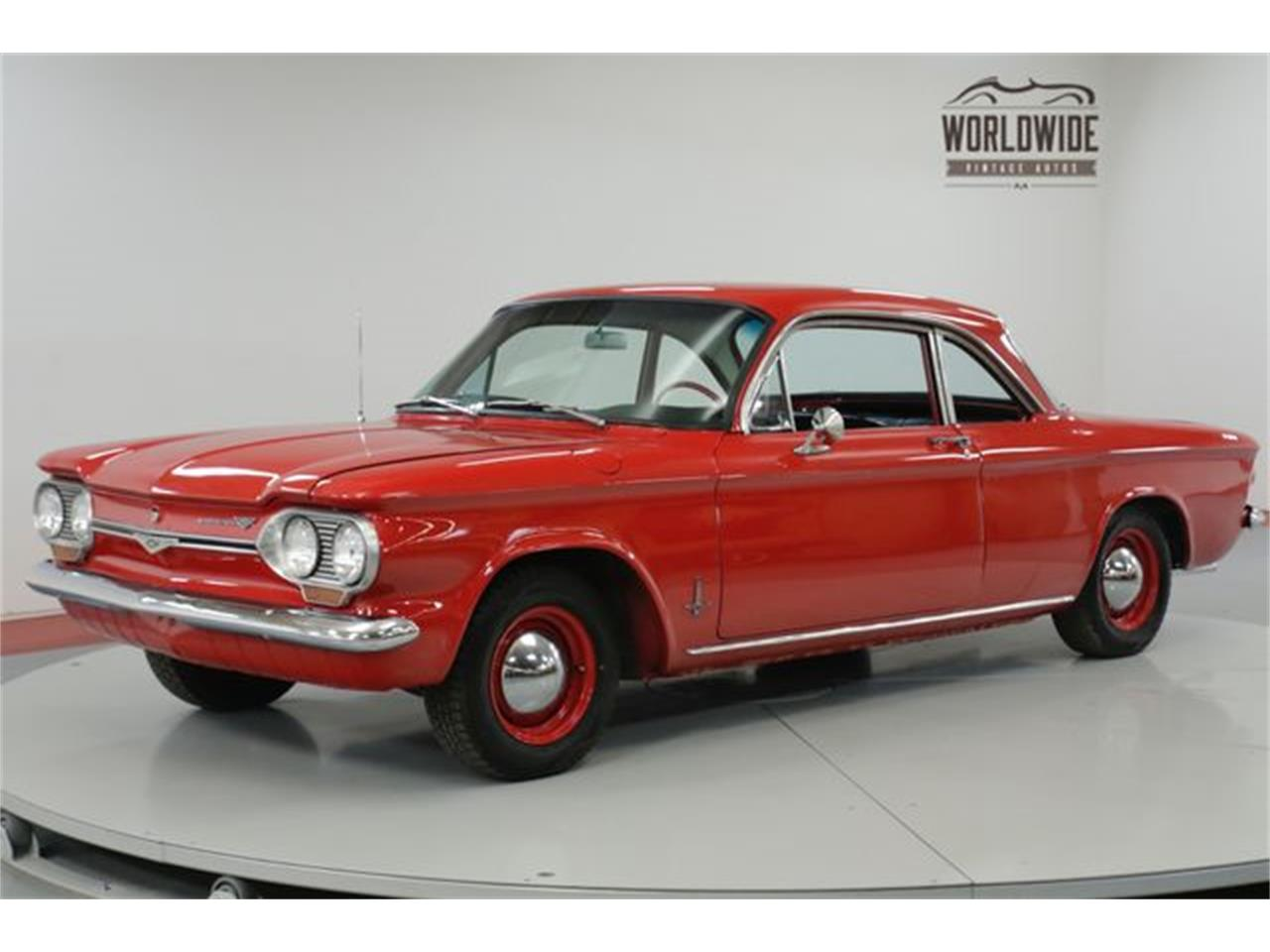 Large Picture of Classic '63 Corvair Offered by Worldwide Vintage Autos - PEW5