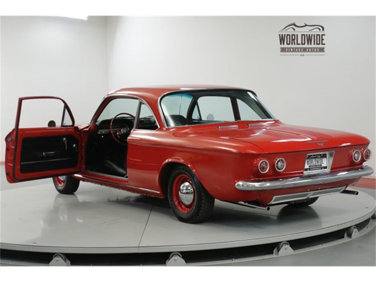 Large Picture of '63 Chevrolet Corvair - $13,900.00 - PEW5