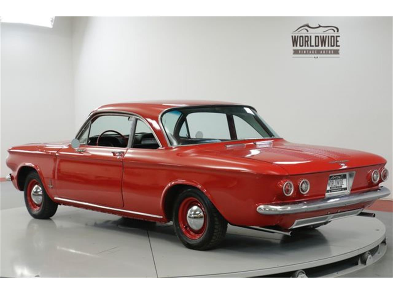 Large Picture of '63 Corvair located in Denver  Colorado - $13,900.00 - PEW5