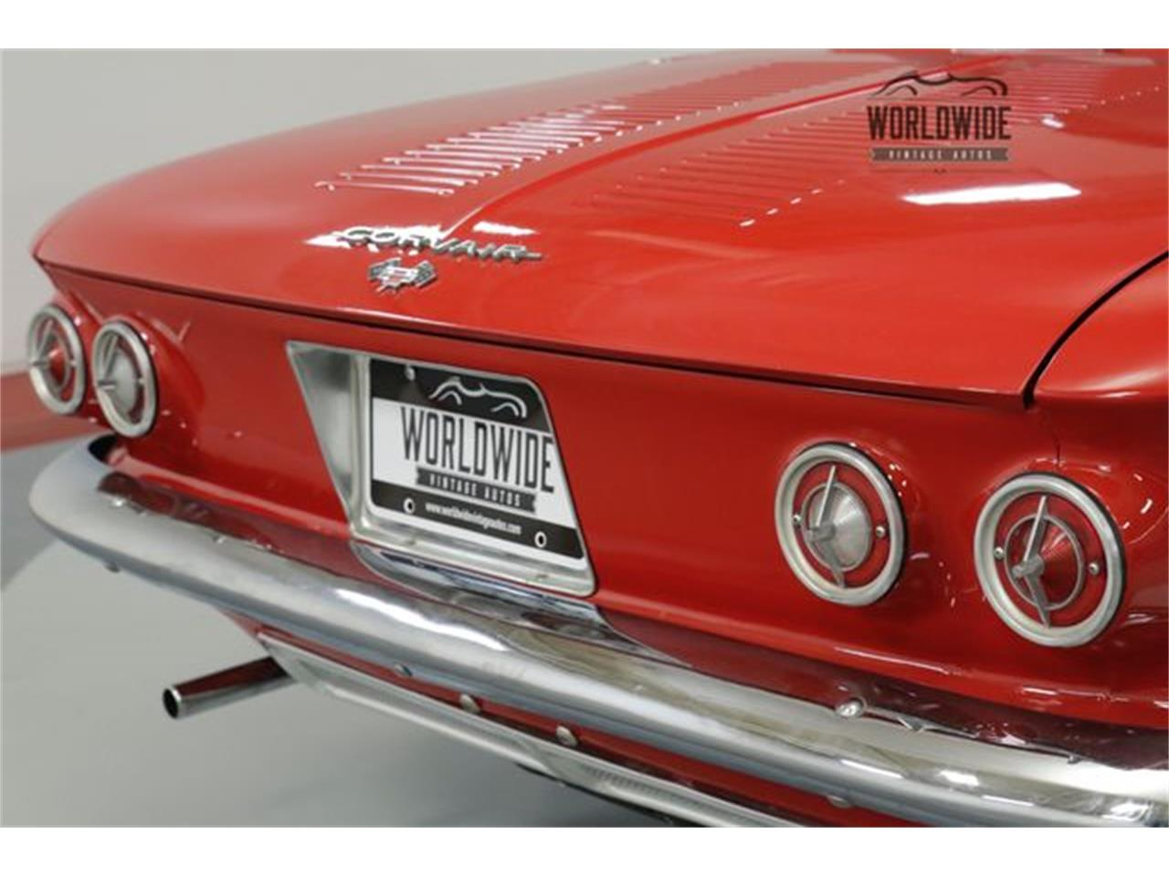 Large Picture of Classic 1963 Corvair - PEW5