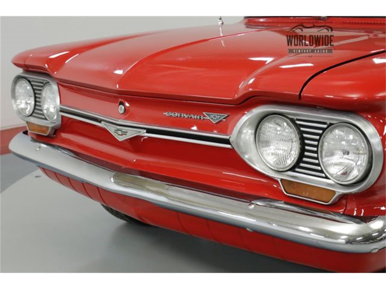 Large Picture of 1963 Chevrolet Corvair - $13,900.00 - PEW5