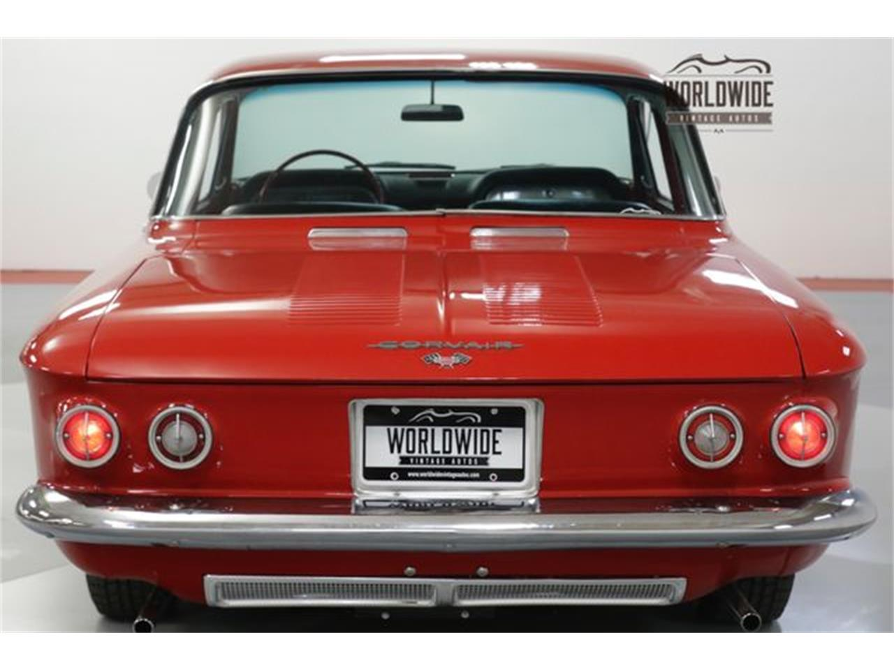 Large Picture of 1963 Corvair located in Denver  Colorado - $13,900.00 - PEW5
