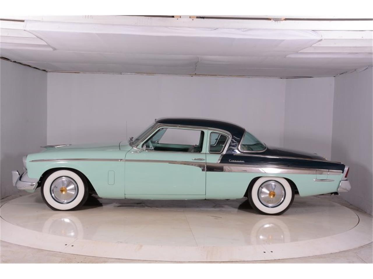 Large Picture of '55 Studebaker Commander located in Volo Illinois Offered by Volo Auto Museum - PEW6