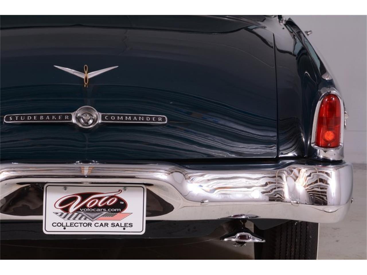 Large Picture of '55 Commander located in Volo Illinois - $25,998.00 Offered by Volo Auto Museum - PEW6