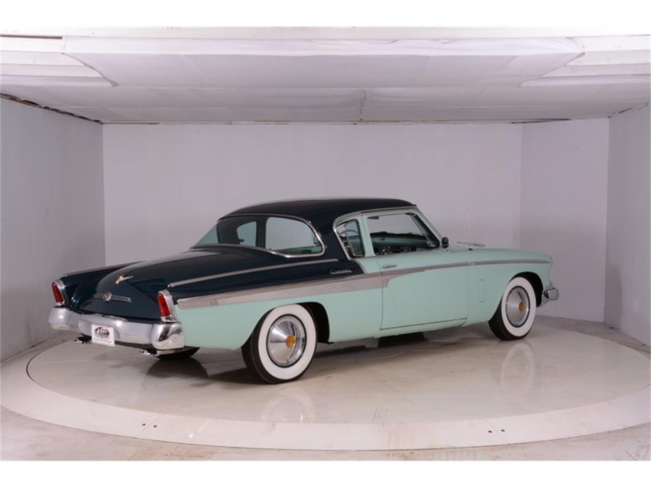 Large Picture of Classic '55 Studebaker Commander located in Volo Illinois - $25,998.00 Offered by Volo Auto Museum - PEW6