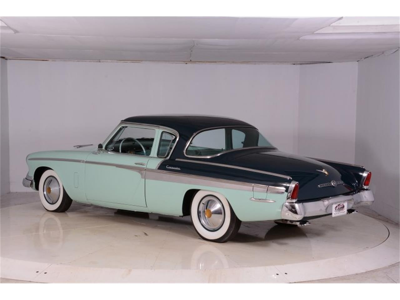 Large Picture of '55 Studebaker Commander - $25,998.00 Offered by Volo Auto Museum - PEW6