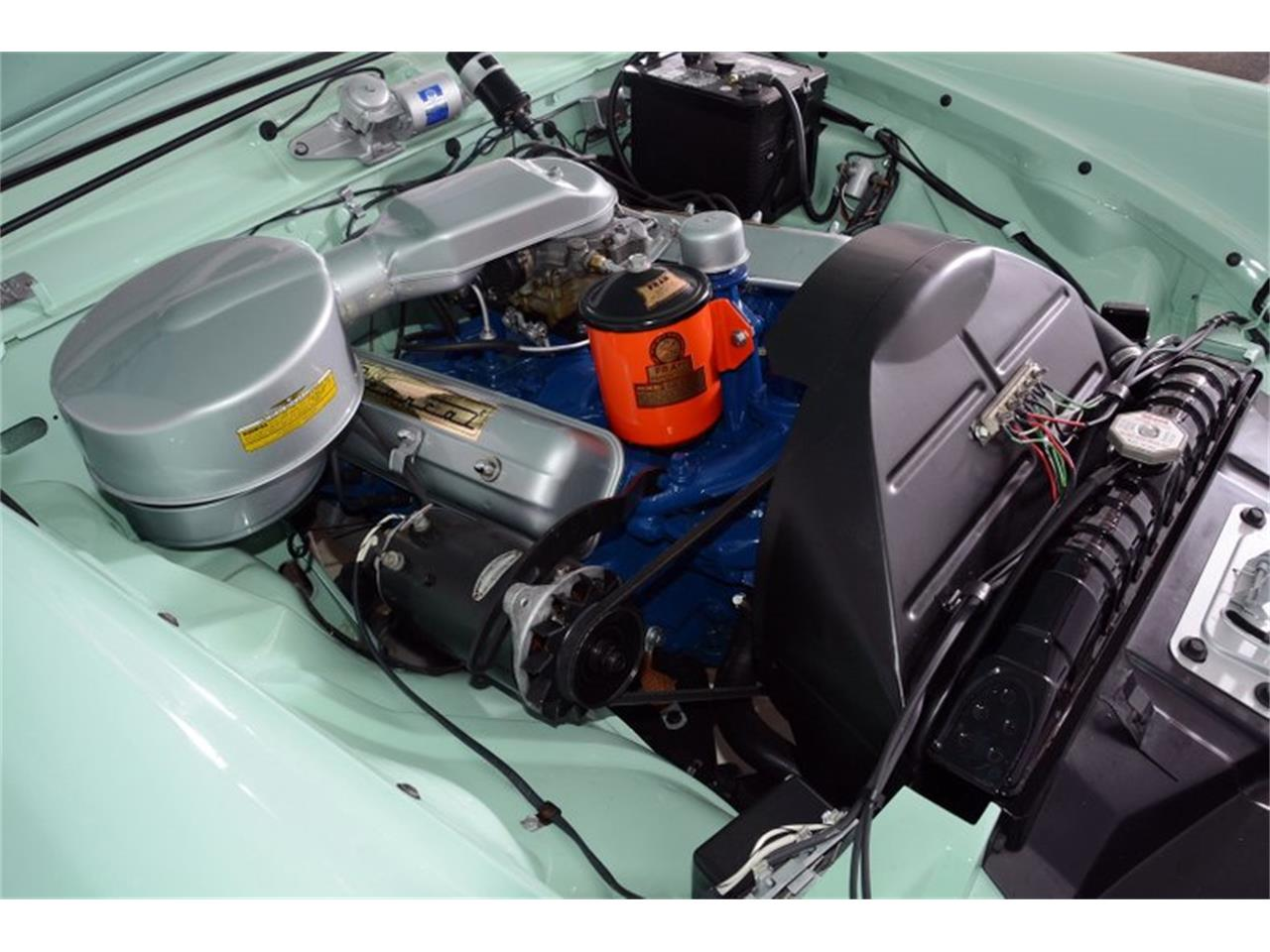 Large Picture of Classic '55 Studebaker Commander Offered by Volo Auto Museum - PEW6