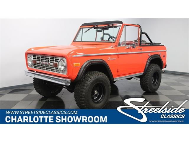 Picture of '74 Bronco - PEWB