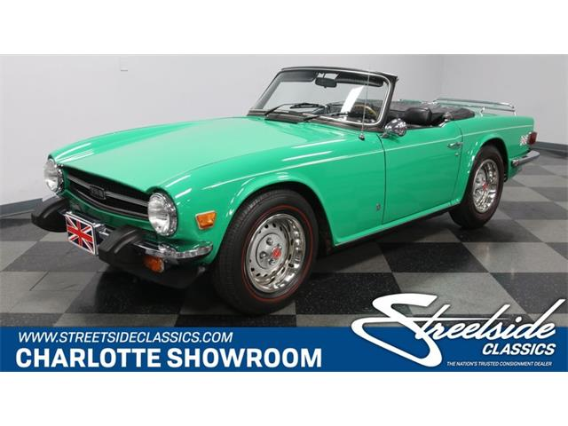 Picture of 1976 TR6 located in Concord North Carolina - $29,995.00 Offered by  - PEWE