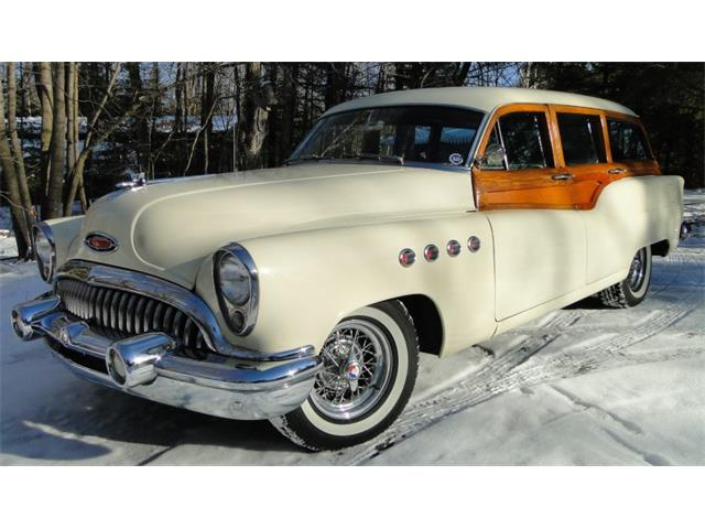 Picture of '53 Woody Wagon - PAXO