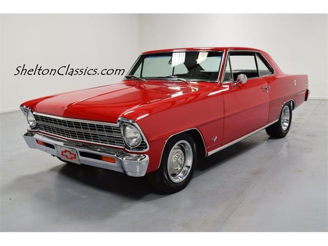 Picture of Classic '67 Chevy II located in Mooresville North Carolina - $49,995.00 - PEWW