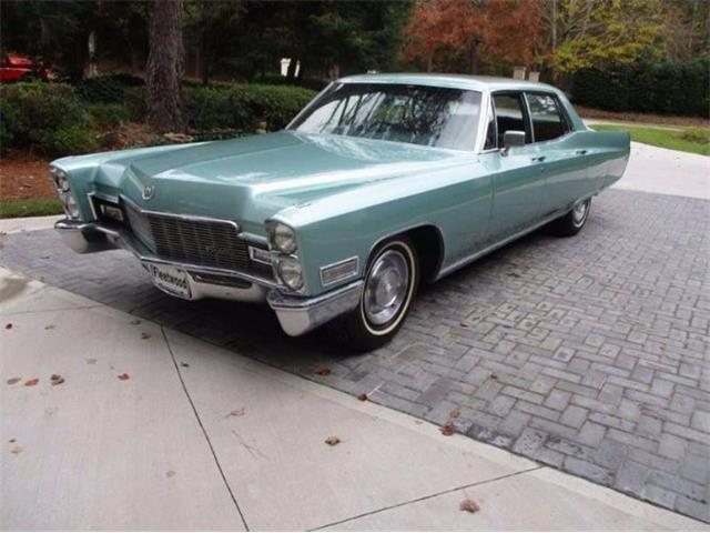 Picture of Classic '68 Cadillac Fleetwood located in Cadillac Michigan - PEX1