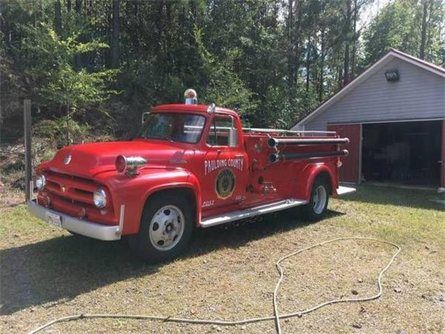 Picture of '53 Fire Truck - PEXM