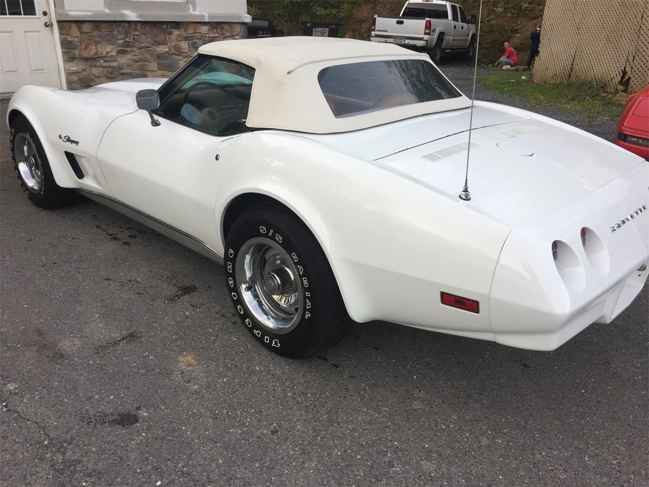 Large Picture of '74 Corvette - PAXS