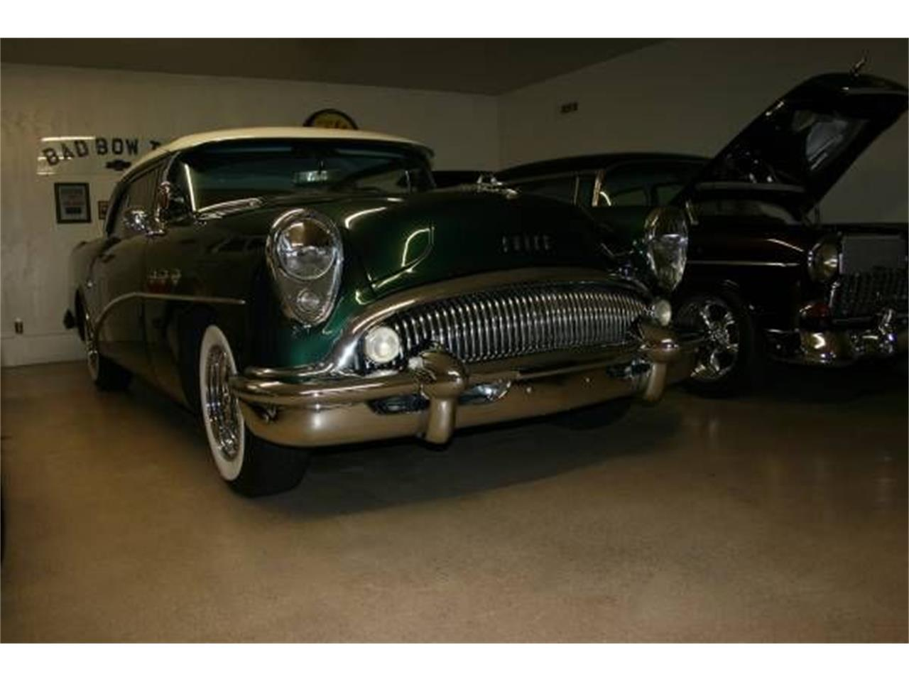 Large Picture of Classic 1954 Buick Century located in Cadillac Michigan - $62,995.00 - PEXT