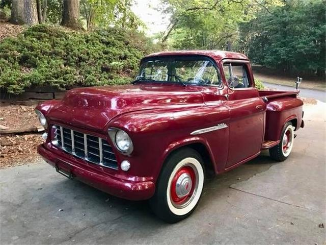 Picture of Classic '55 Chevrolet 3100 located in Cadillac Michigan Offered by  - PEXZ