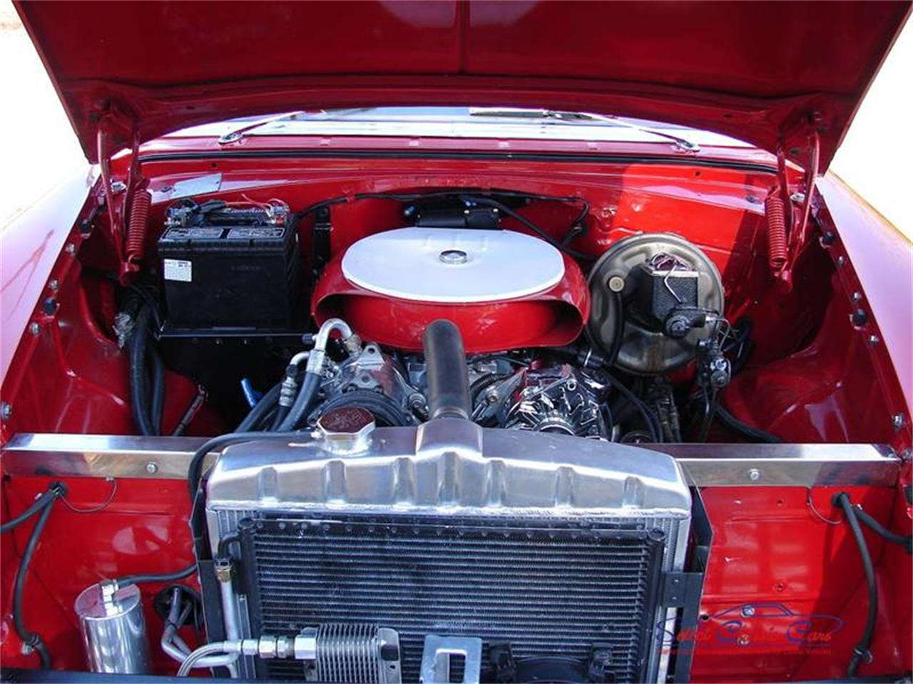 Large Picture of 1955 Chevrolet Bel Air located in Hiram Georgia - $46,500.00 Offered by Select Classic Cars - PEYX