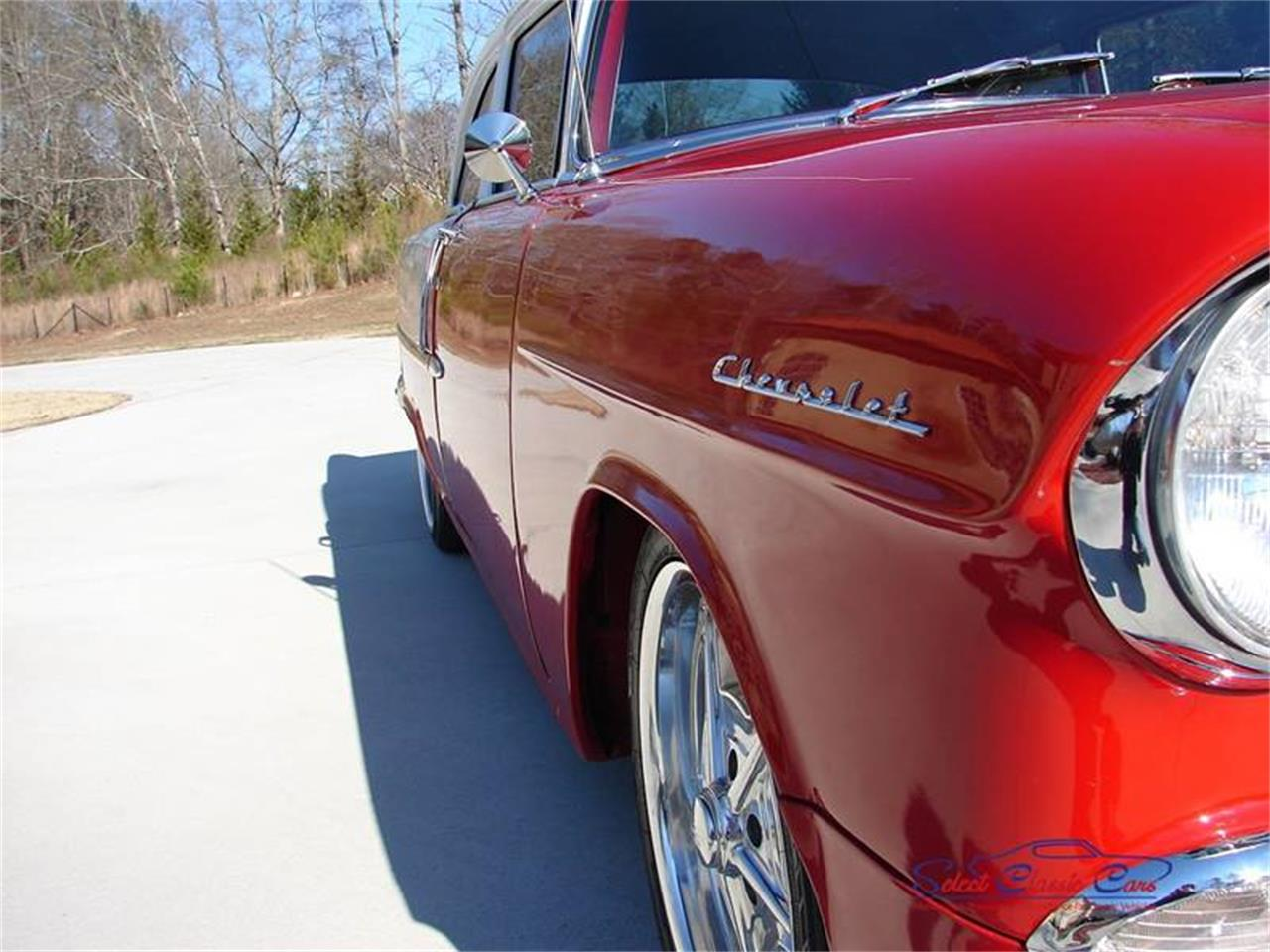 Large Picture of 1955 Chevrolet Bel Air - PEYX