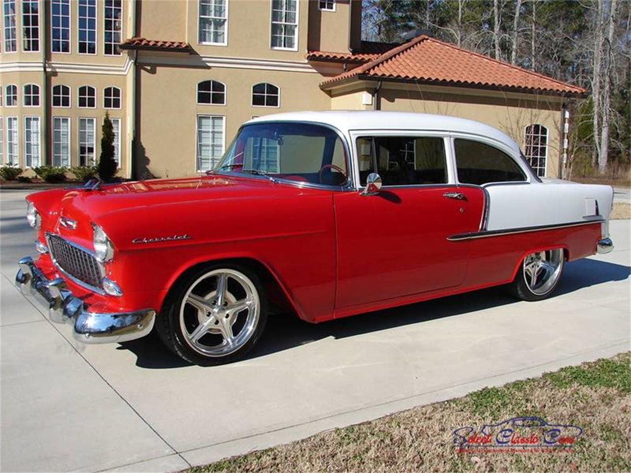 Large Picture of Classic '55 Chevrolet Bel Air Offered by Select Classic Cars - PEYX