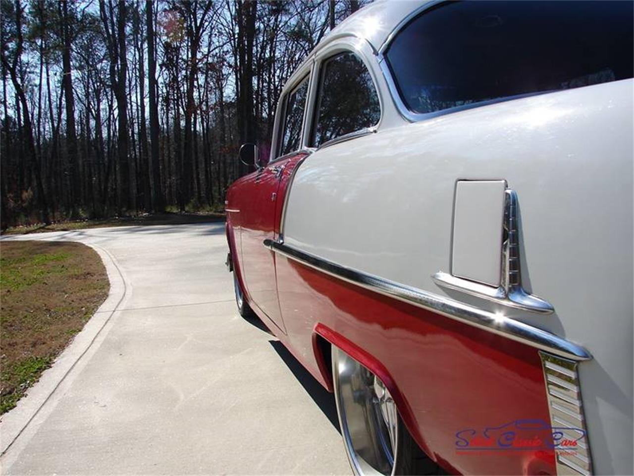 Large Picture of Classic '55 Chevrolet Bel Air located in Georgia Offered by Select Classic Cars - PEYX
