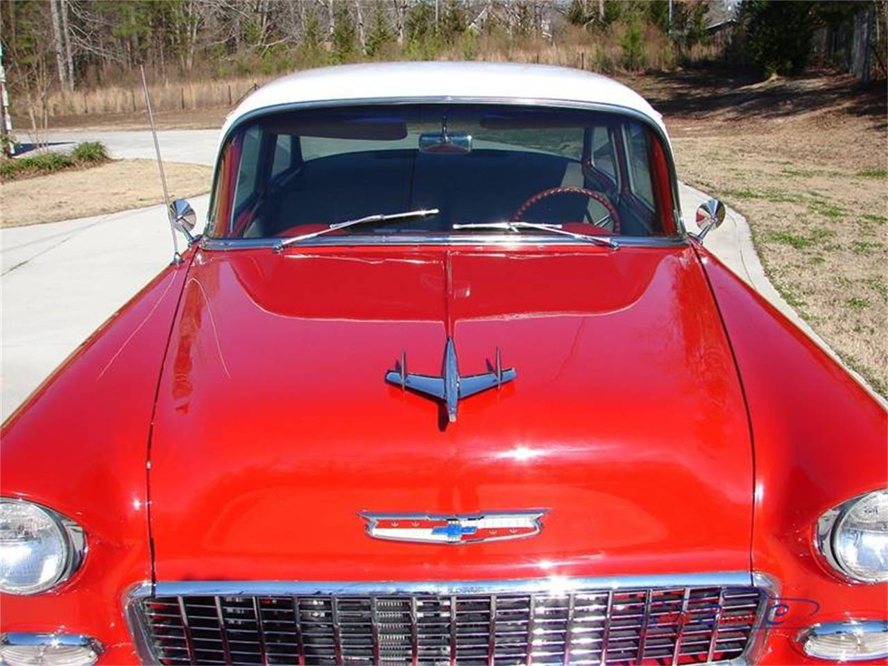 Large Picture of 1955 Chevrolet Bel Air Offered by Select Classic Cars - PEYX