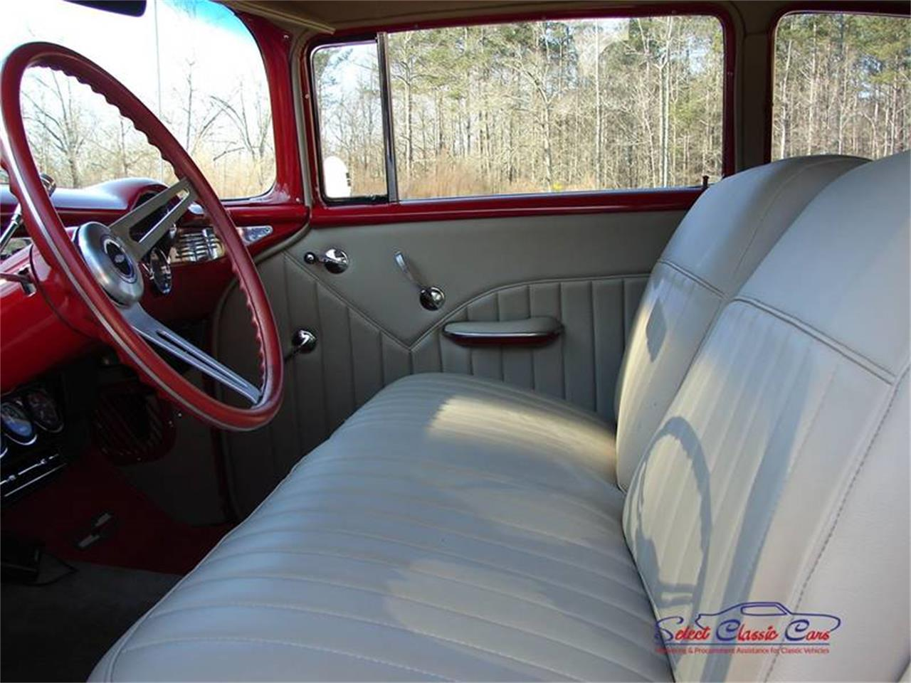 Large Picture of Classic '55 Chevrolet Bel Air located in Georgia - $46,500.00 - PEYX