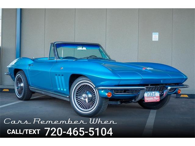 Picture of Classic 1965 Corvette - $79,899.00 - PEZA