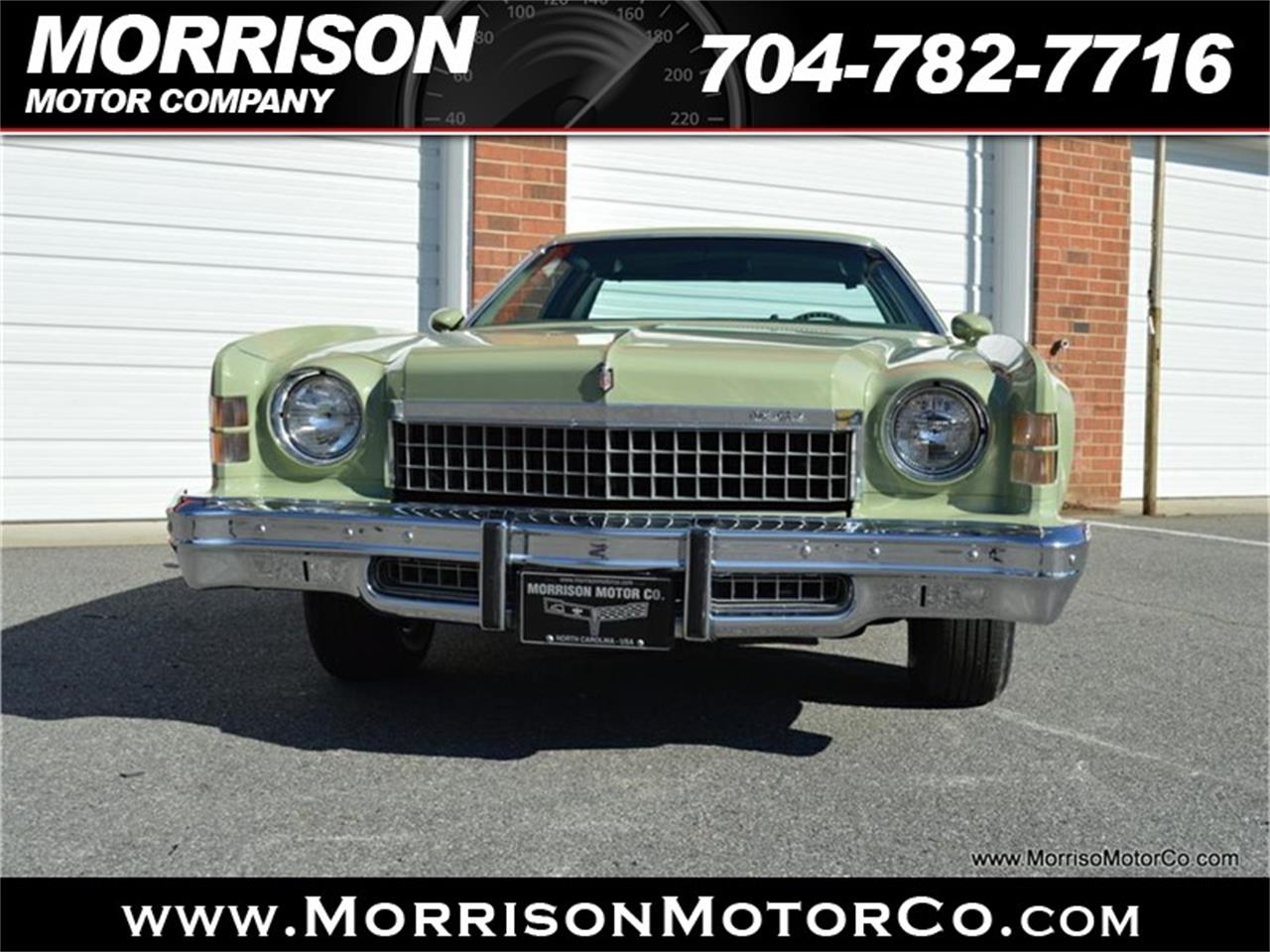 Large Picture of '74 Chevrolet Monte Carlo located in Concord North Carolina - PEZN