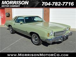 Picture of '74 Monte Carlo located in Concord North Carolina - $19,900.00 - PEZN