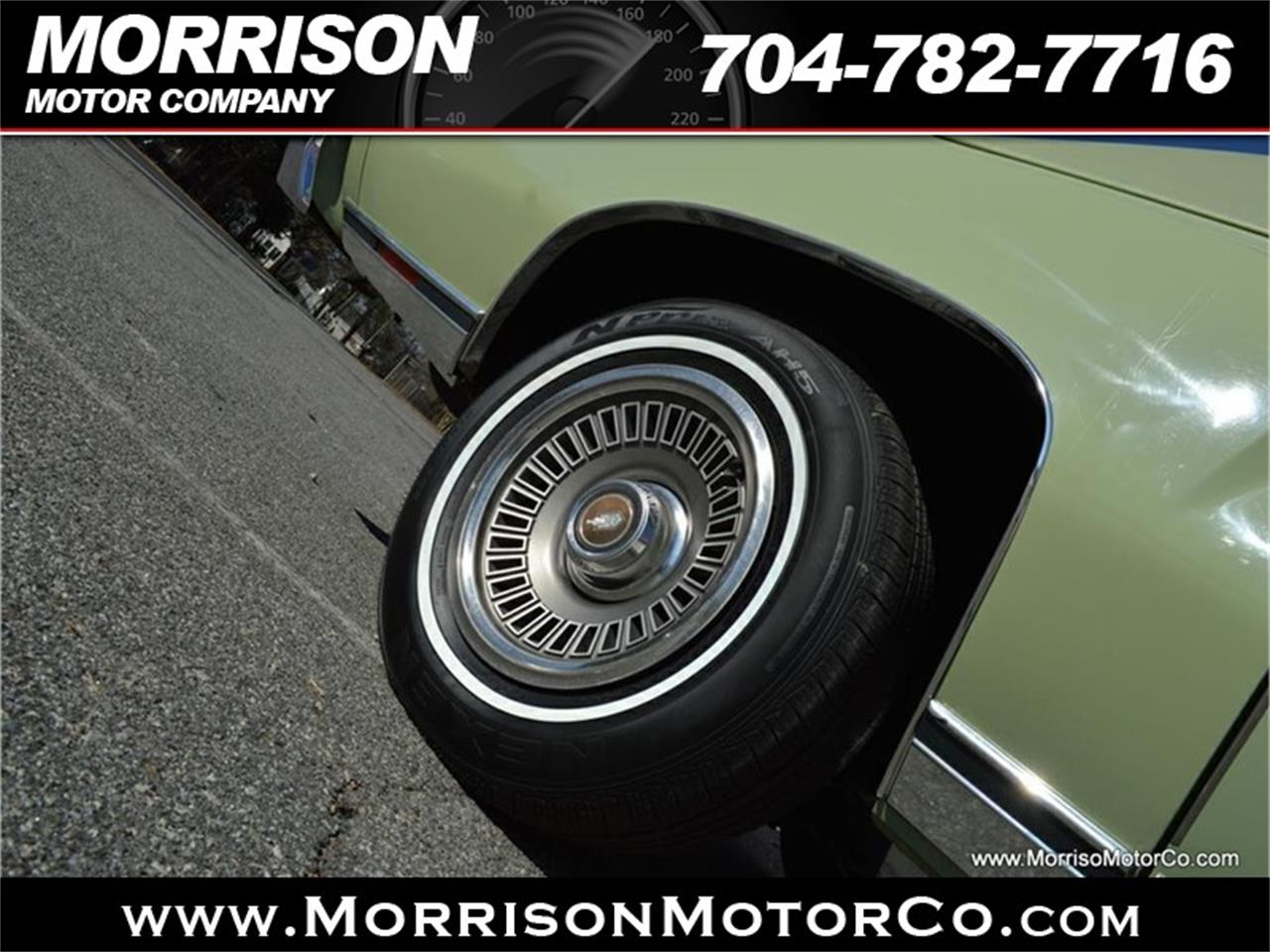 Large Picture of '74 Monte Carlo located in Concord North Carolina - $19,900.00 Offered by Morrison Motor Company - PEZN