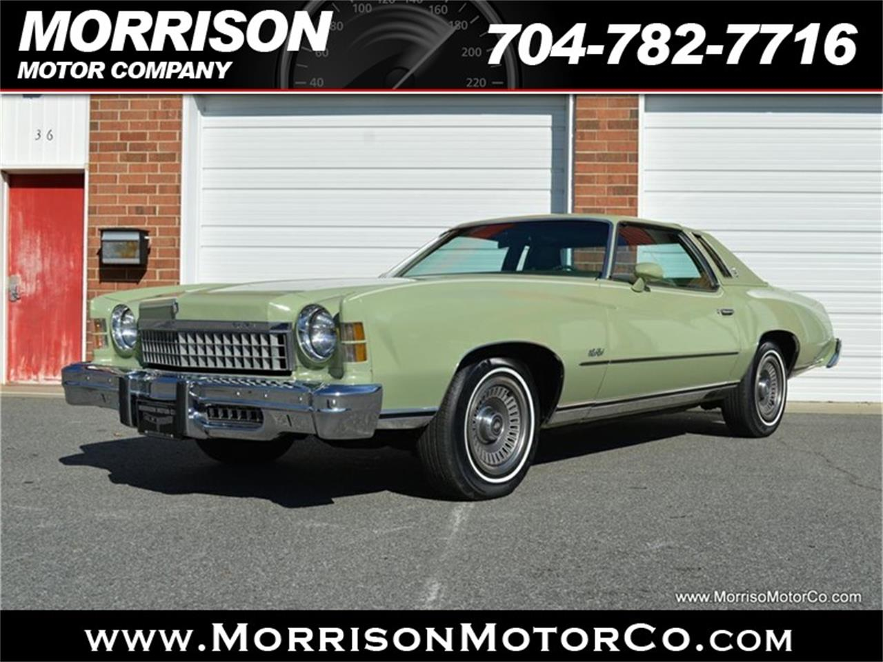 Large Picture of '74 Chevrolet Monte Carlo located in Concord North Carolina - $19,900.00 - PEZN